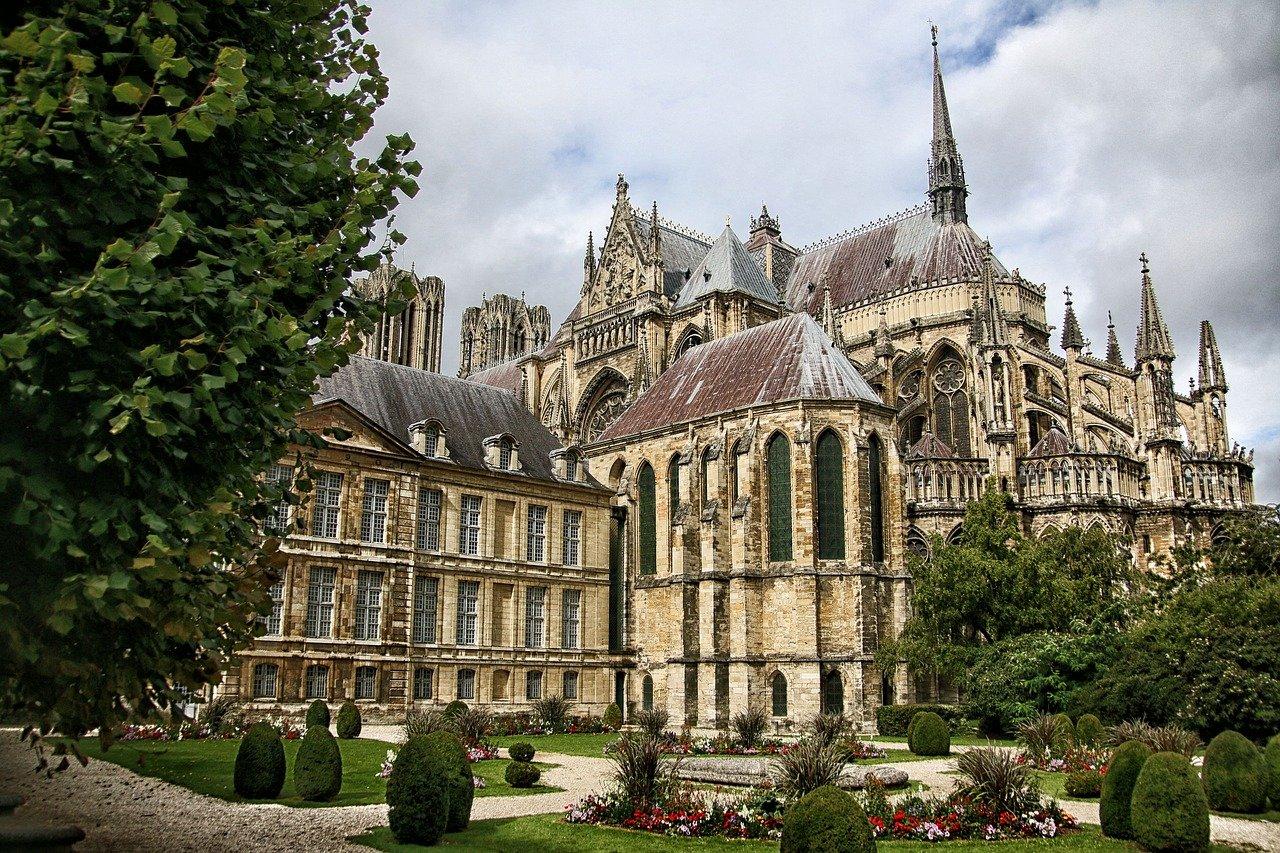 Cathédrale Notre-Dame de Reims - Cathédrale Notre-Dame de Paris