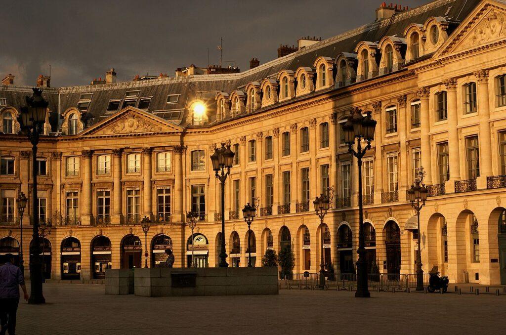 Place Vendôme - Hôtel Ritz Paris
