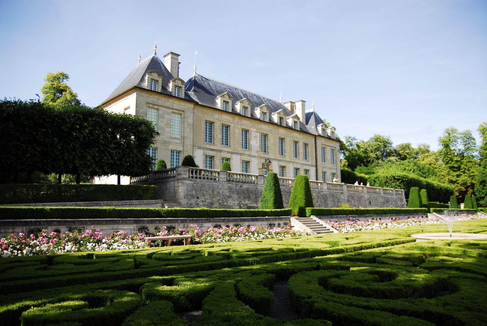 Belleville - Château d'Auvers