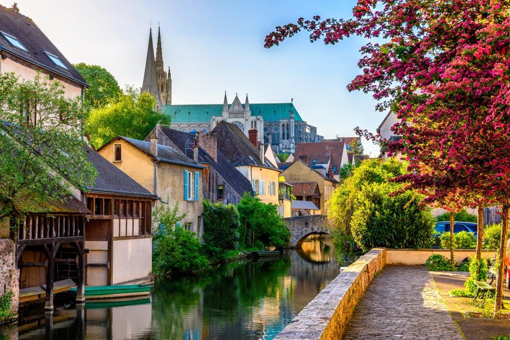 Cathédrale de Chartres - Paris