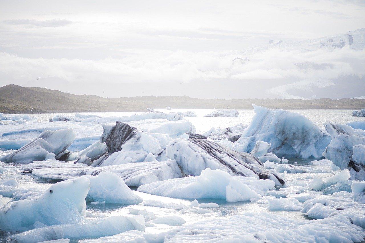 océan Arctique - Antarctique
