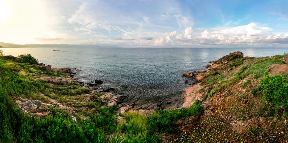 Lac Tanganyika - Rive