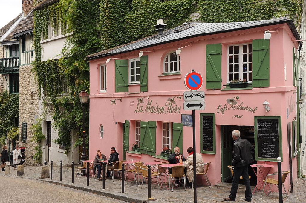 La Maison Rose - Sacré-Cœur
