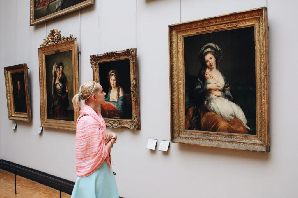 Louvre Museum - La Joconde