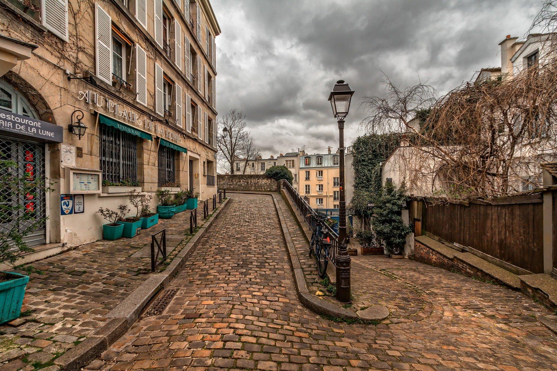 Cathédrale Notre-Dame de Paris - tour Eiffel