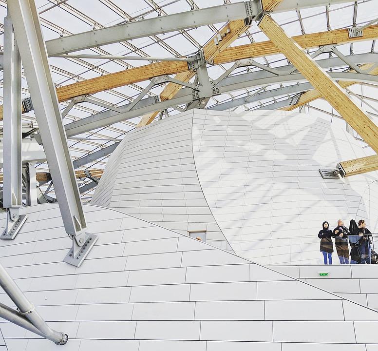 Architecture - Fondation Louis Vuitton