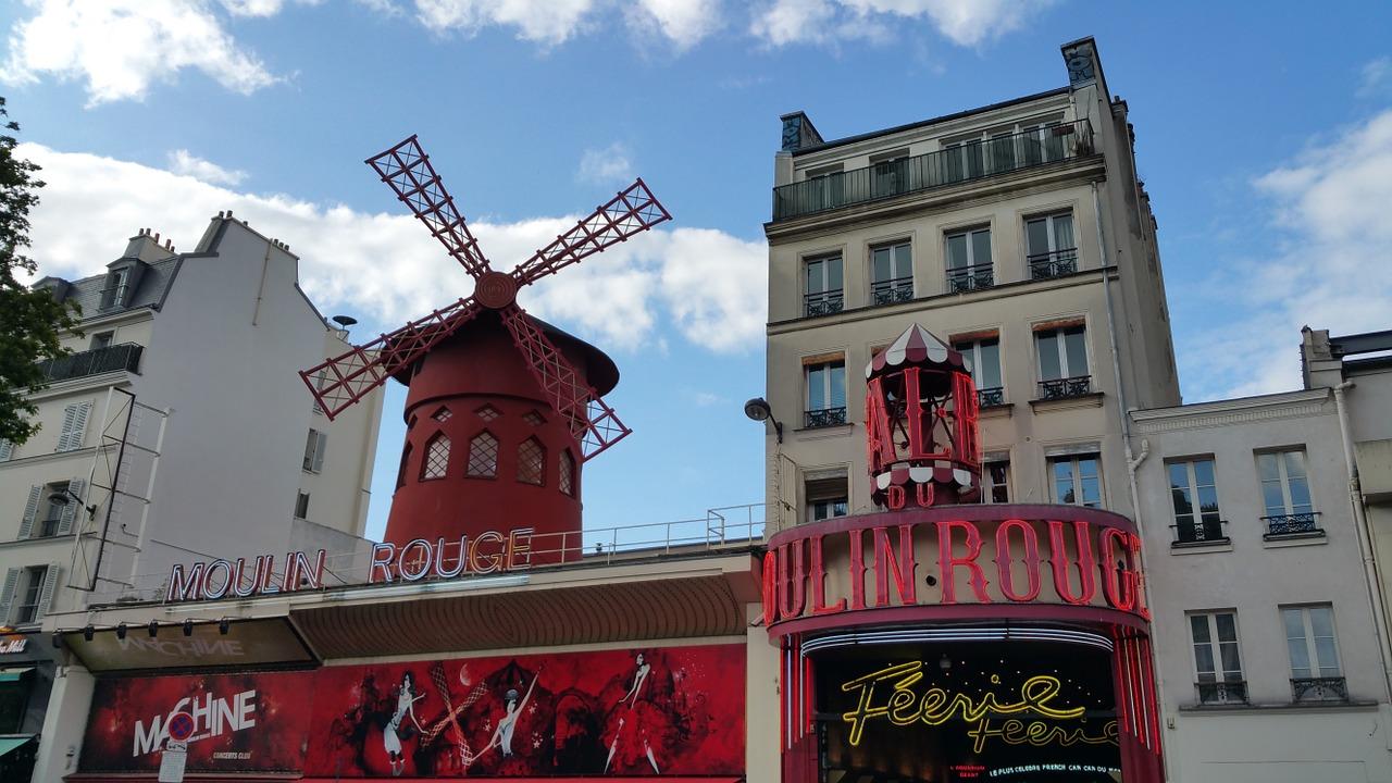 Moulin Rouge - Montmartre