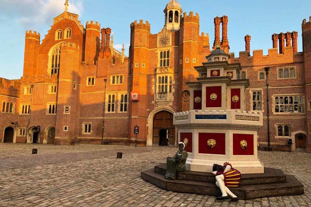 Palais de Hampton Court - Palais de Kensington