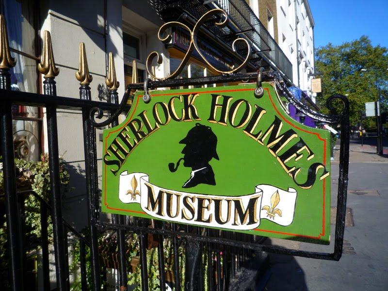 Le musée Sherlock Holmes - Sherlock Holmes
