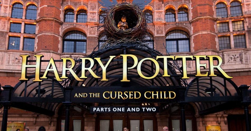 Harry Potter et l'enfant maudit - Harry Potter