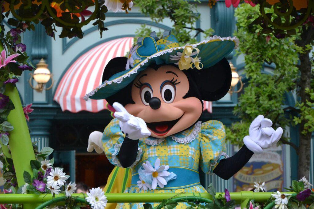 Comment voir des personnages à Disneyland Paris ?