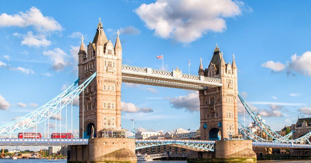 Pont de la Tour - PONT DE LA TOUR DE LONDRES