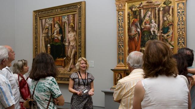 La galerie nationale - Musée d'art