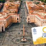 Comment fonctionne la carte OMNIA Vatican et Rome ?