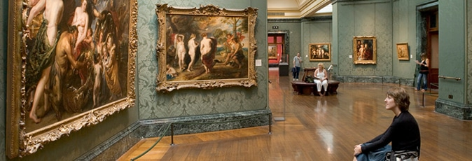 La galerie nationale - Galerie nationale du portrait