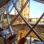 Les restaurants pour manger à la Tour Eiffel