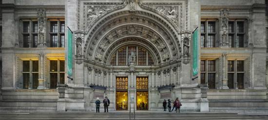 Musée Victoria et Albert - Exposition