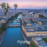 Flyview Paris : Les horaires et tarifs pour survoler Paris