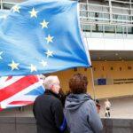 Partie en voyage en Angleterre après le Brexit pour un Français