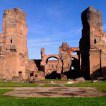 Visiter les Thermes de Caracalla: Tarifs et horaires