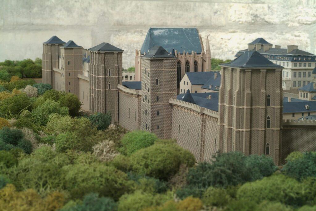 Château of Vincennes - Chateau de Vincennes (keep)