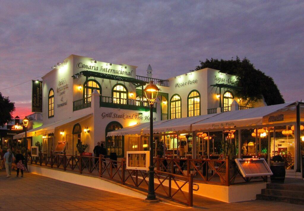 Ville de marin - Hôtel