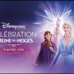Une saison Reine des Neiges à Disneyland Paris en 2020
