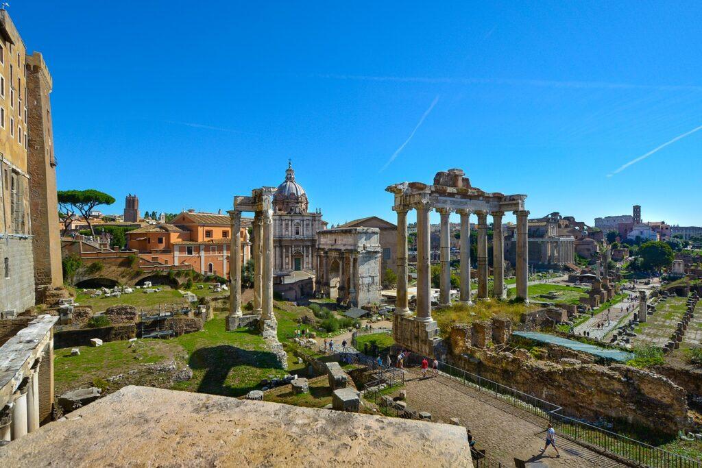 Musées du Capitole - Roman Forum