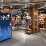 Un magasin Primark à Londres sur Harry Potter
