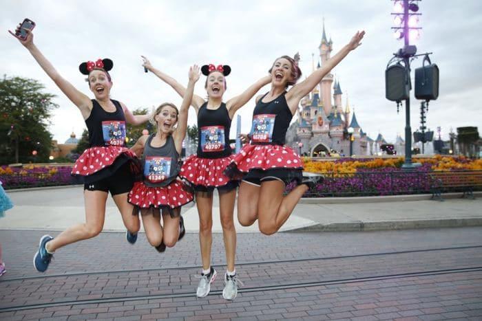 Week-end Run de Disneyland Paris - Parc Walt Disney Studios