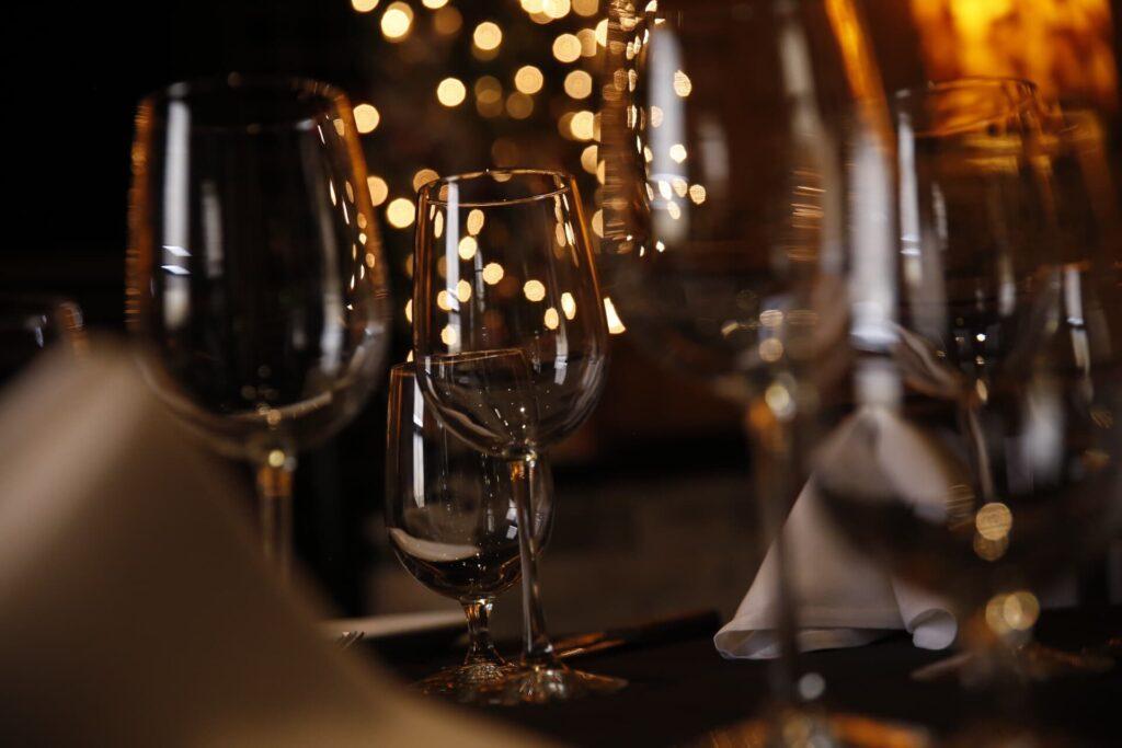 Diner au Château de Vaux-le-Vicomte pour Noël
