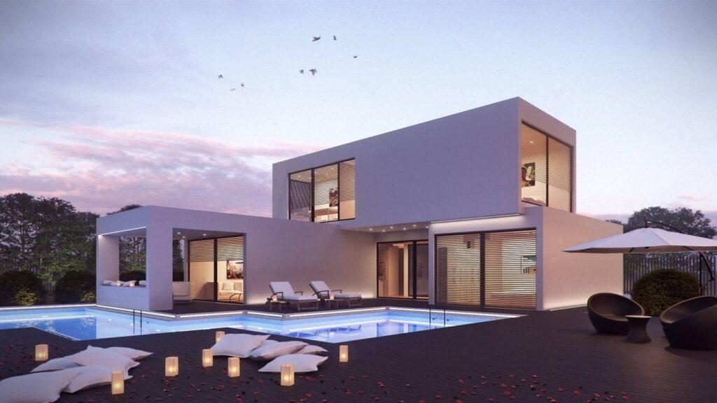 Bâtiment modulaire - Maison préfabriquée