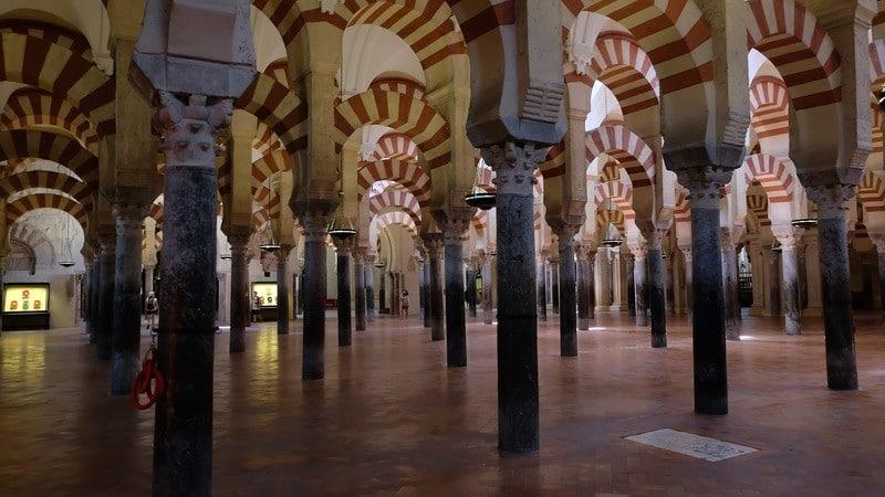 Mosquée-cathédrale de Cordoue - Cathédrale de Saint-Jacques-de-Compostelle