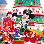 Célébrez le Noël enchanté à Disneyland Paris
