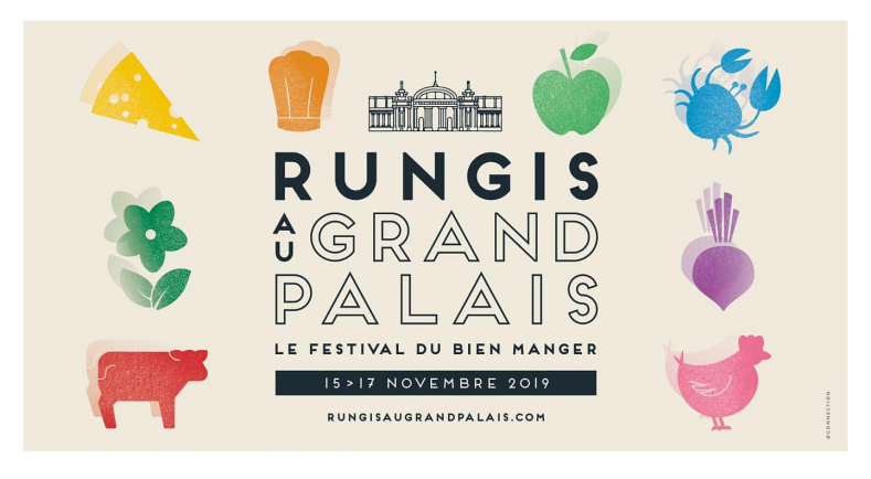 Grand Palais - Marché International de Rungis
