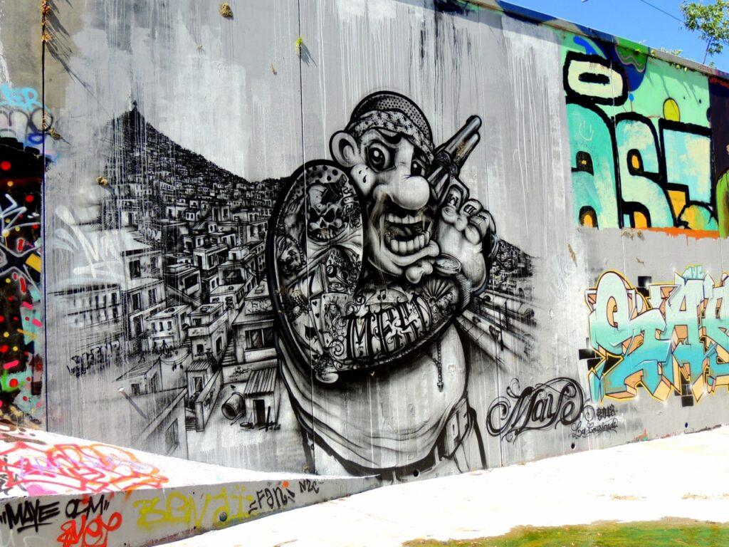 De l'art - art de rue