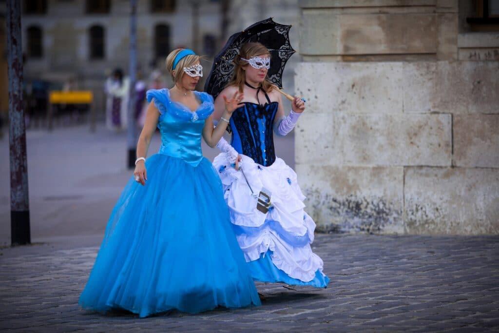 Quelle tenue portée pour le Nouvel An au Château de Versailles ?