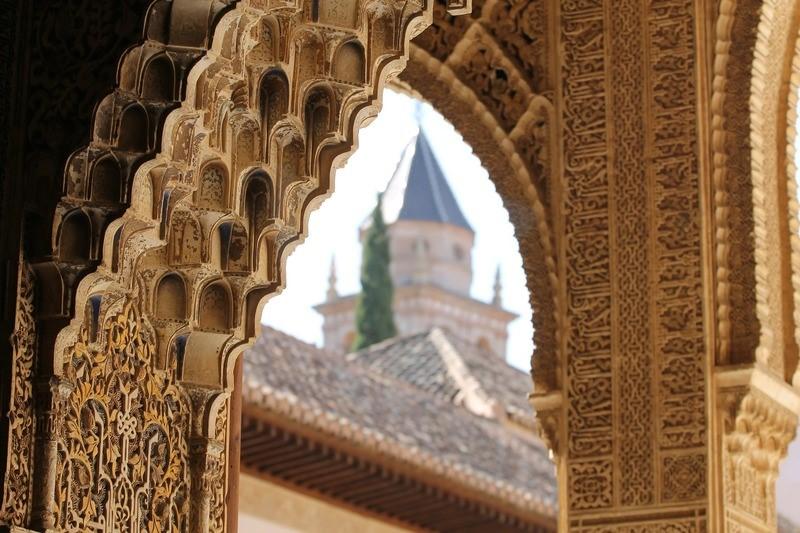 Alhambra - Palais Nasrides