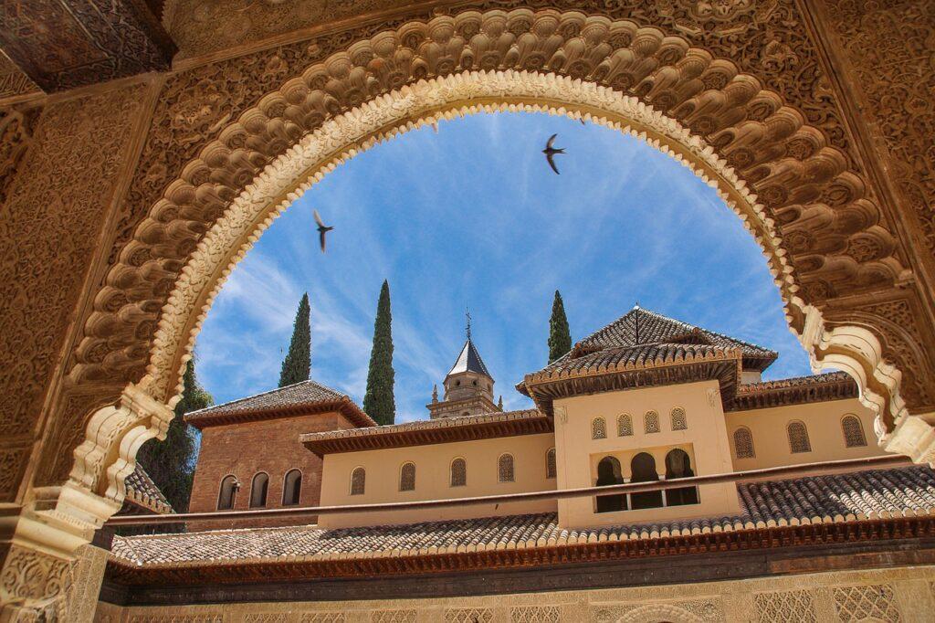 Alhambra - Mosquée-cathédrale de Cordoue