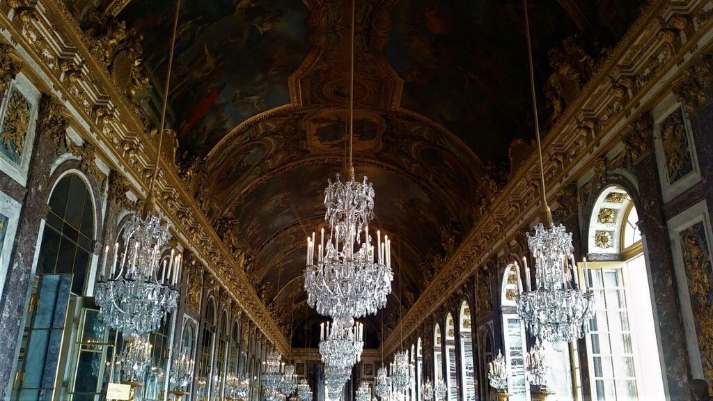 Dîner au château de Versailles pour le Nouvel An