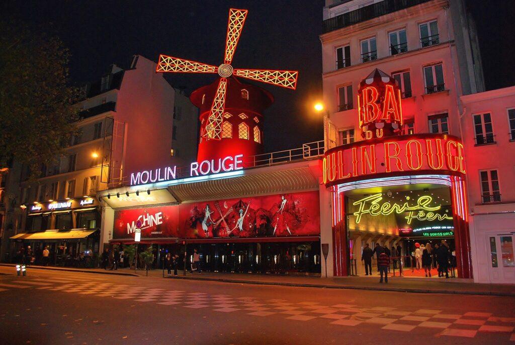 Les cabarets de Paris pour Noël