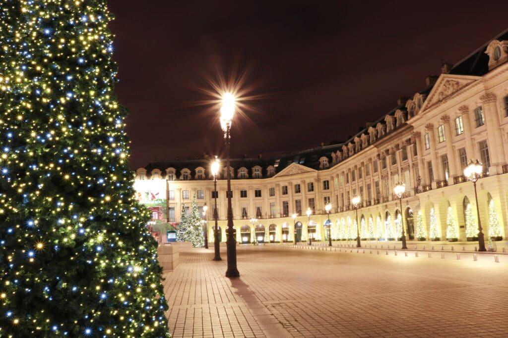 le jour de Noël - Champs-Élysées