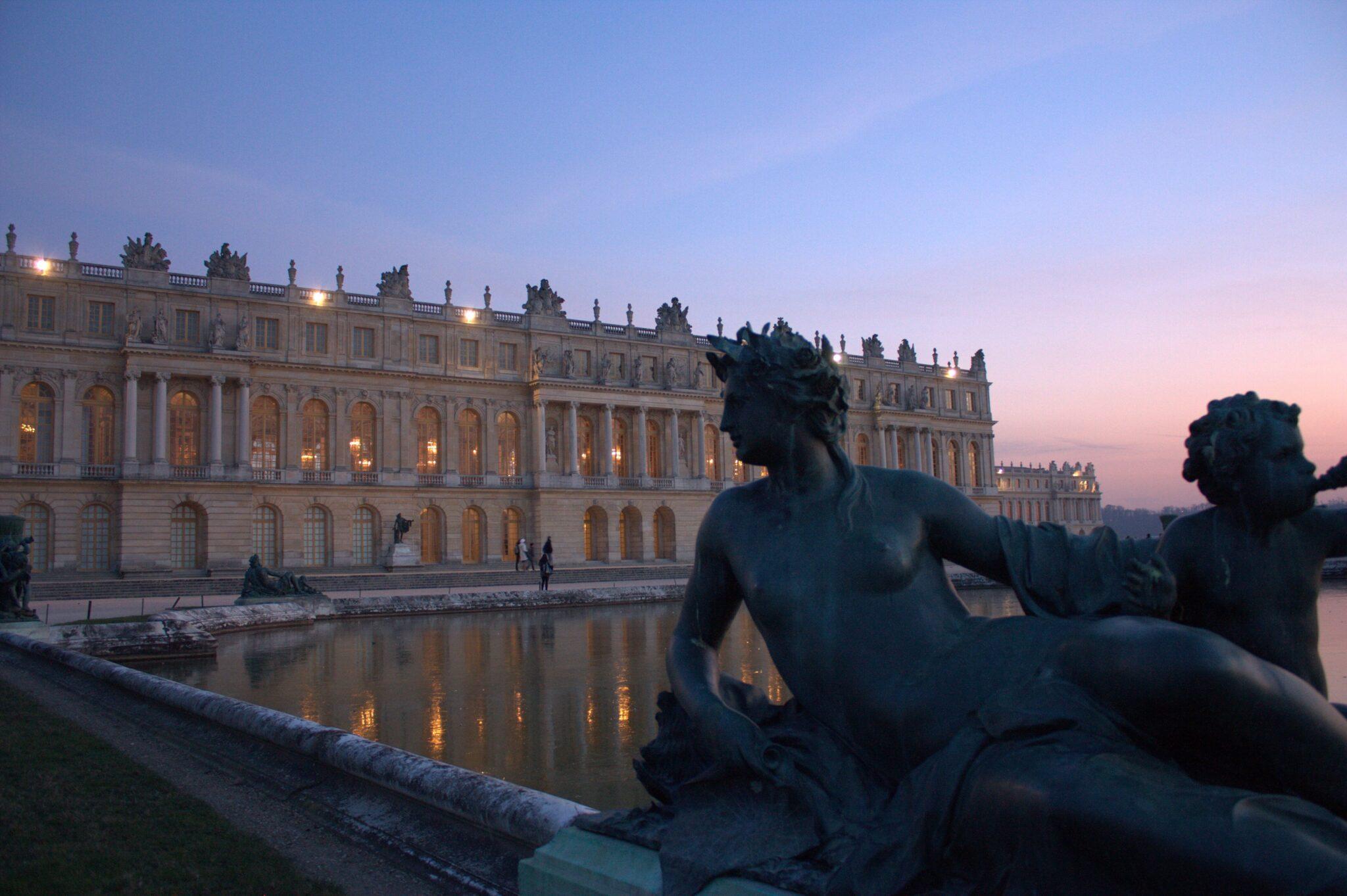 Passer le Nouvel An au Château de Versailles