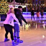 Où trouver des patinoires à Paris à Noël ?