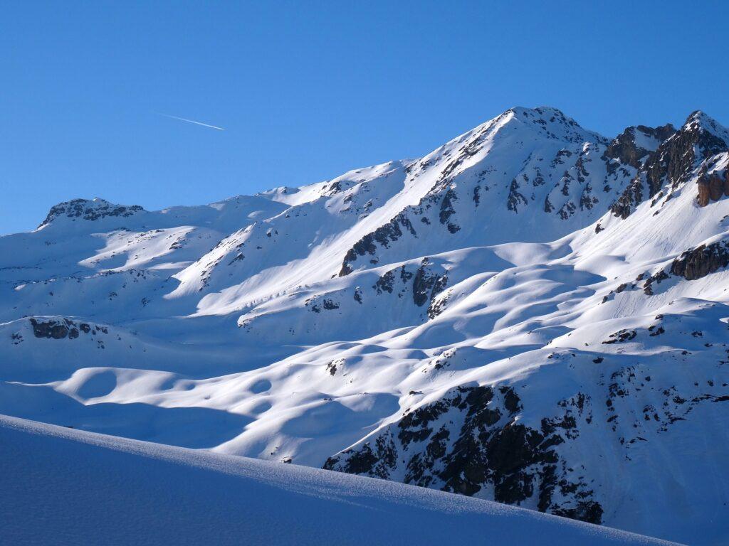 Skier à Valfrejus