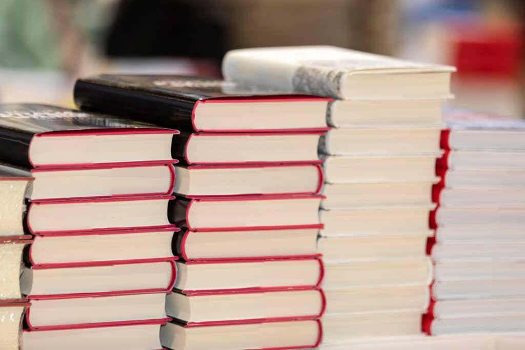 Faire un tour au Salon du Livre