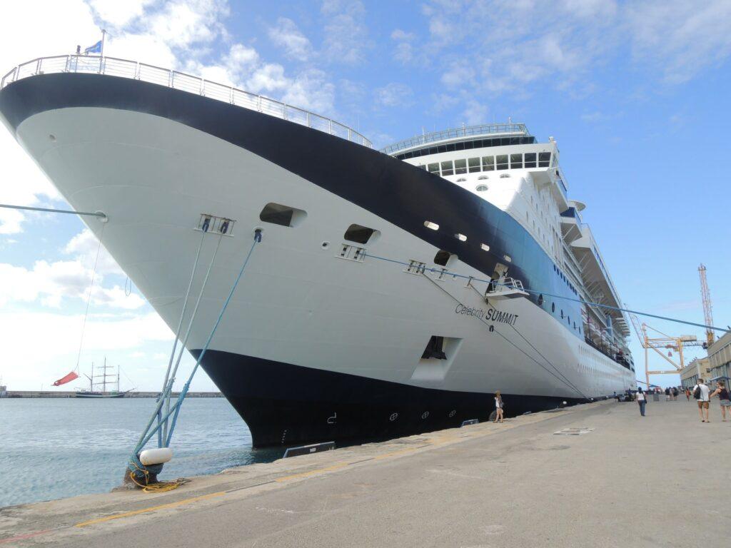 Les navires de la compagnie Celebrity Cruises