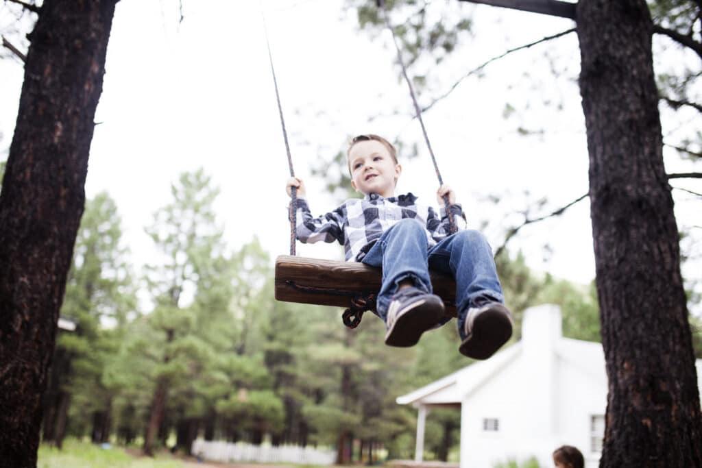 Faire du camping en mobile-home avec des enfants