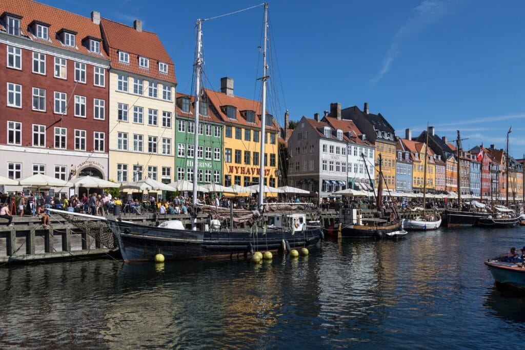 Comment se rendre au port de Copenhague ?