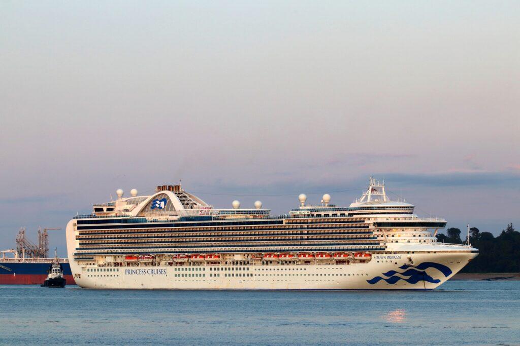 Princess Cruises : plus de 50 ans de croisières